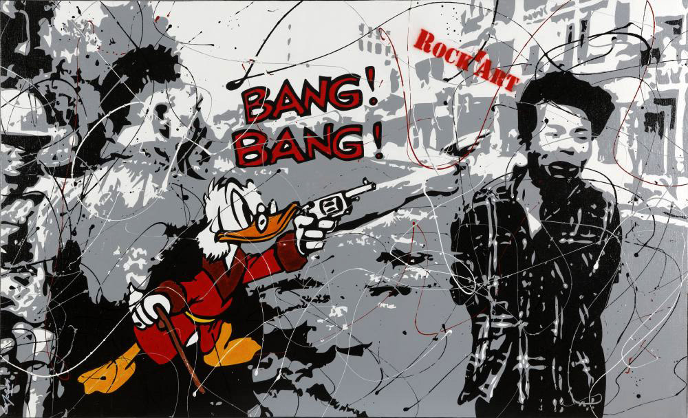 Toile<span>BANG-BANG</span>