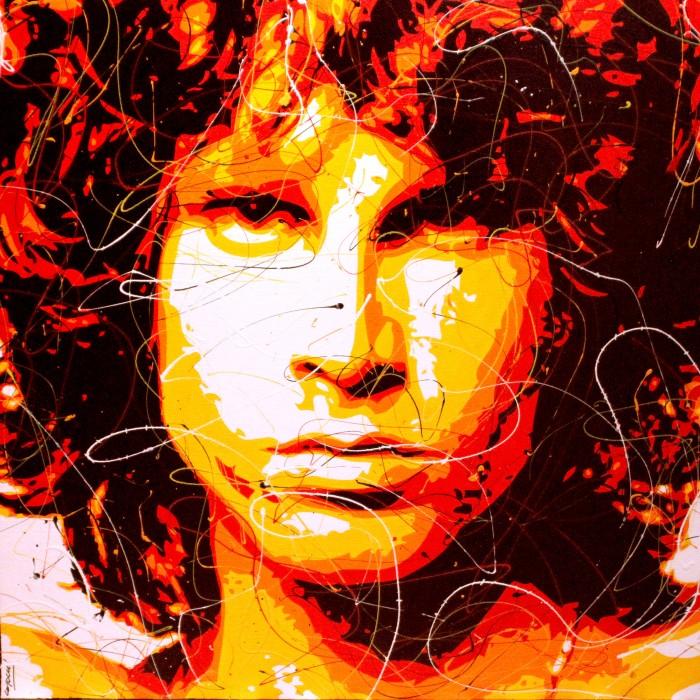 Toile<span>Jim-Morrison</span>