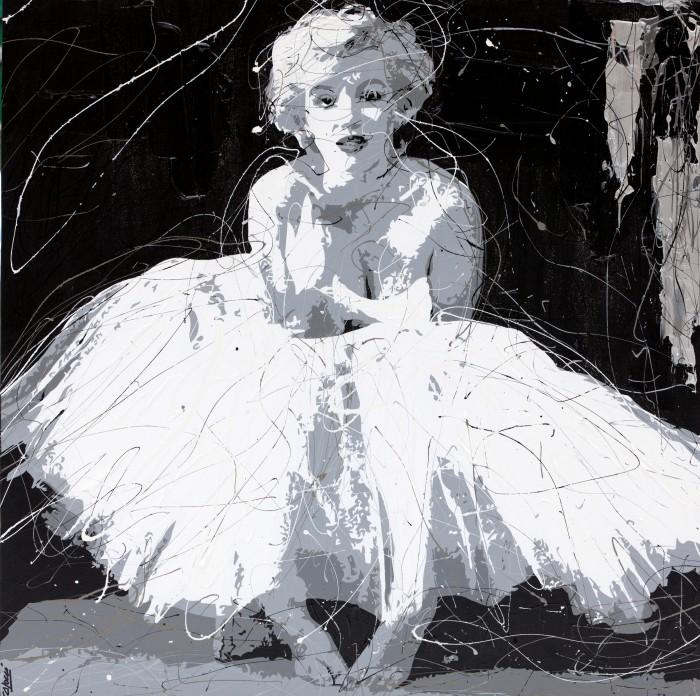 Toile<span>Marilyn</span>