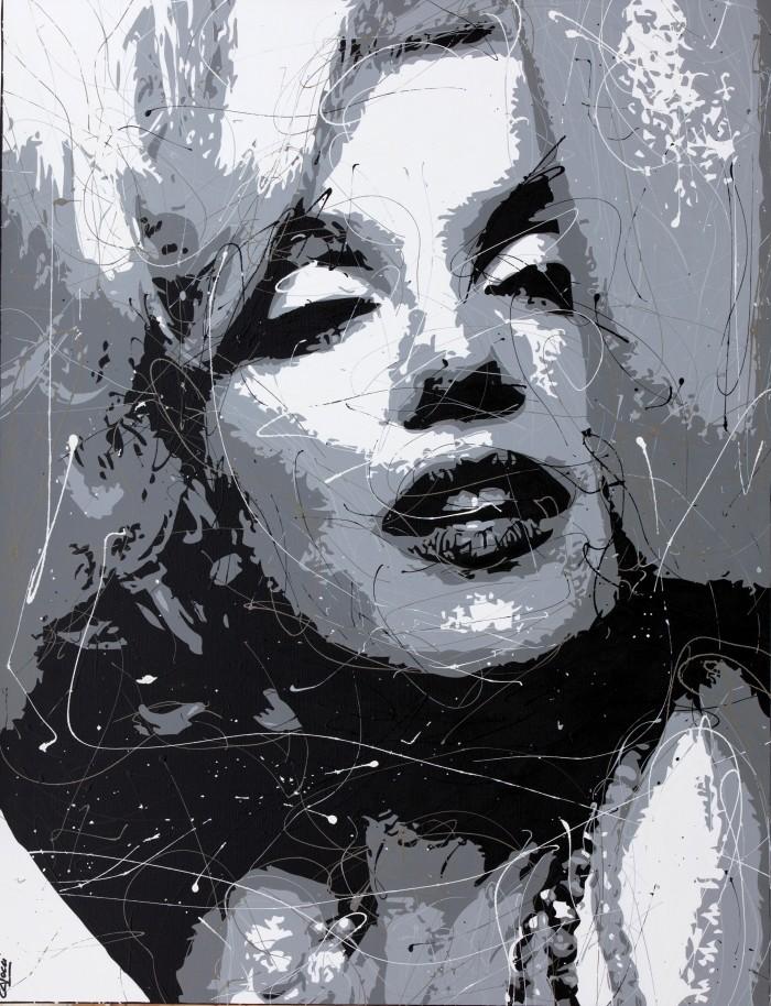 Toile<span>Marilyn 2</span>