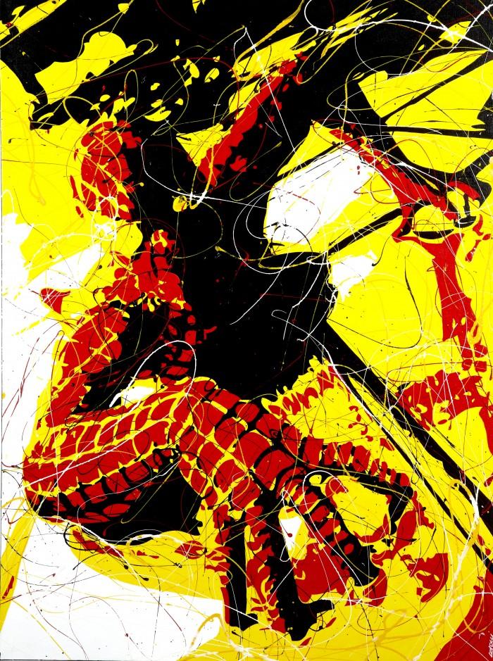 Toile<span>Spiderman 2</span>