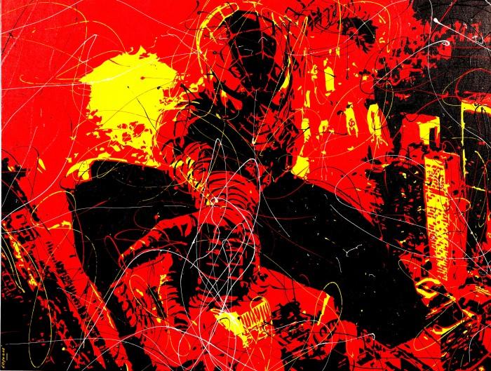 Toile<span>Spiderman 3</span>