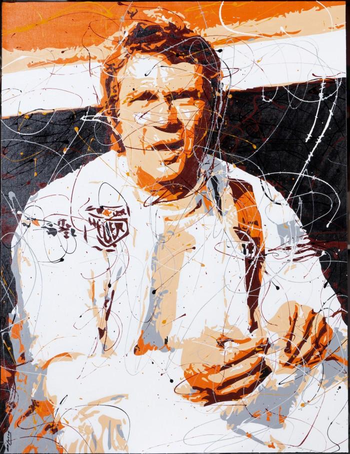 Toile<span>Steve McQueen</span>