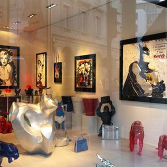 Dominique Capocci - Galerie Leadouze