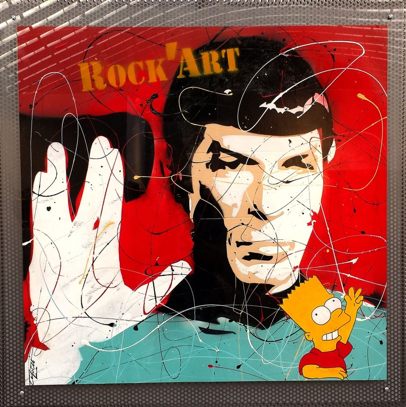 Dominique Capocci - MR SPOCK