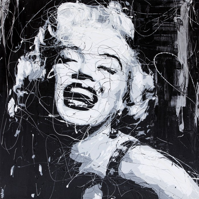 Dominique Capocci - Marilyn 2