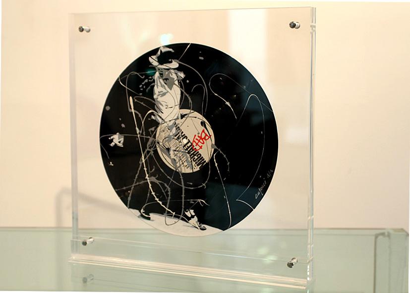 Dominique Capocci - Vinyl Jackson