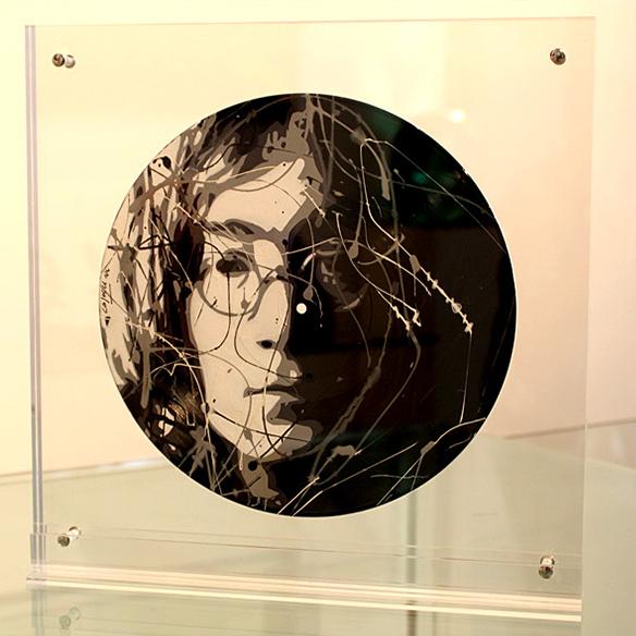Dominique Capocci - Vinyl Lennon