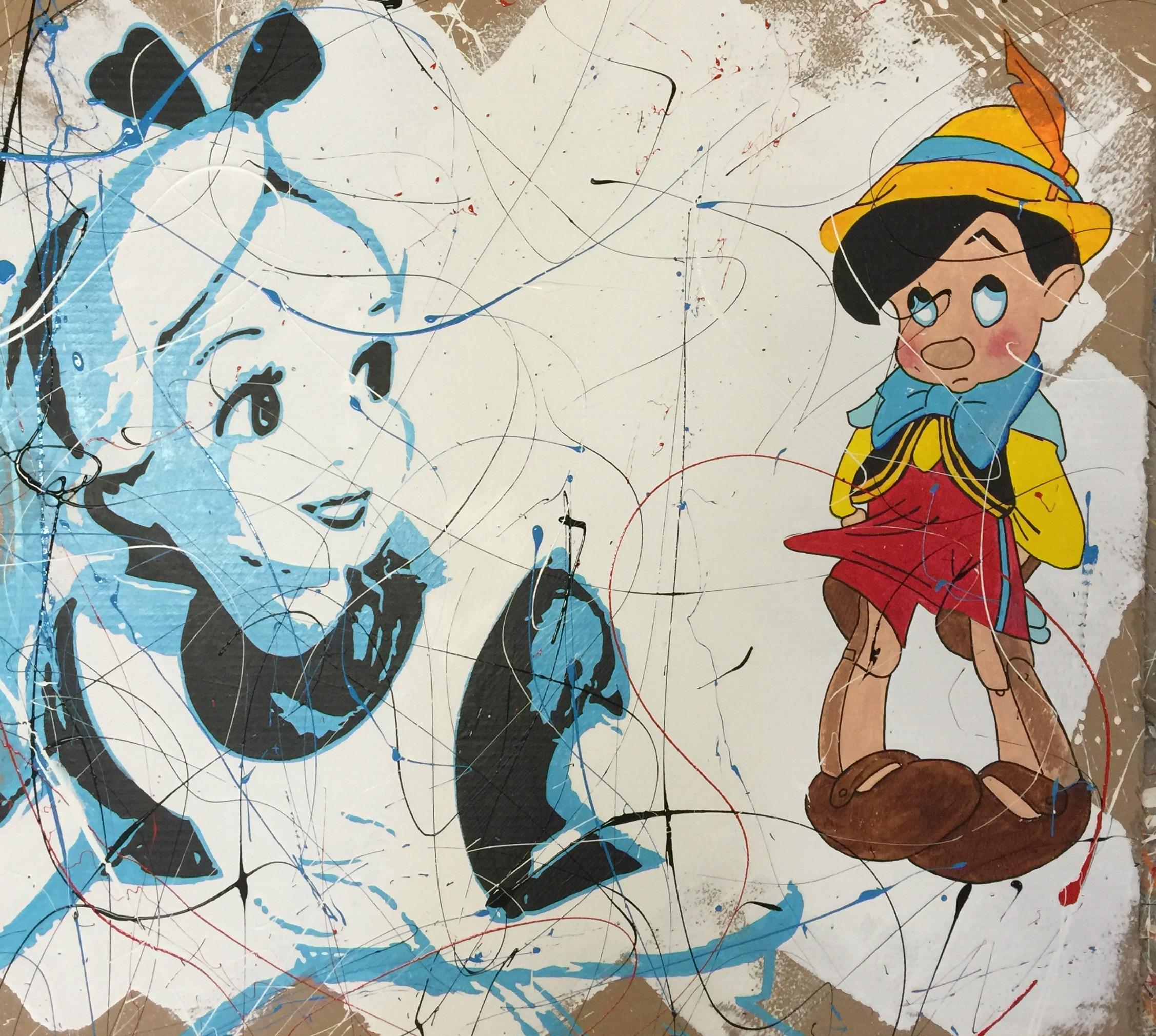 Alice et Pinocchio