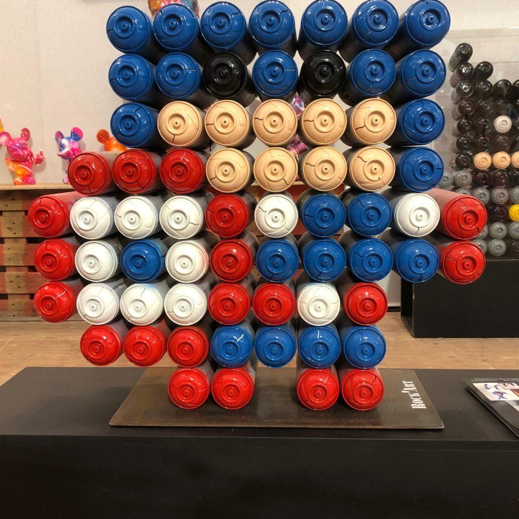 Captain América Bombes